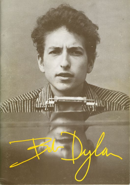 Bob Dylan by miles book