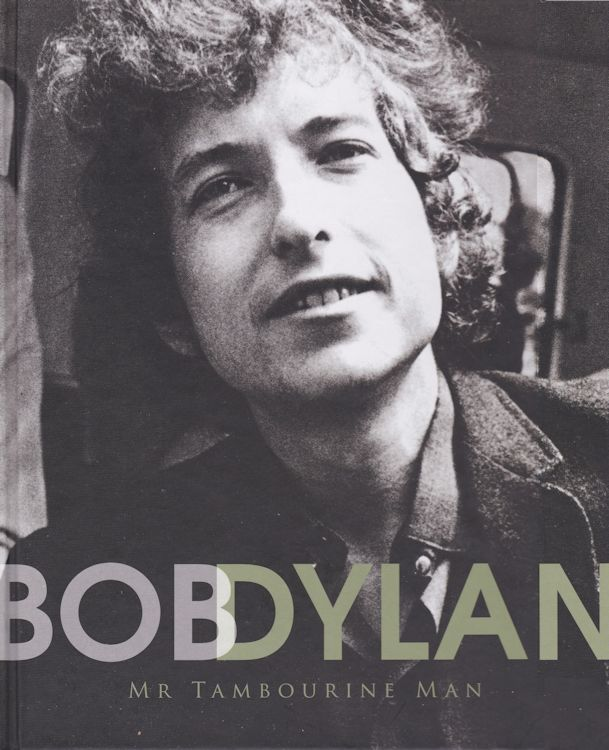 bob dylan mr tambourine man book