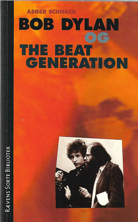 bob Dylan og the beat generation book in Danish
