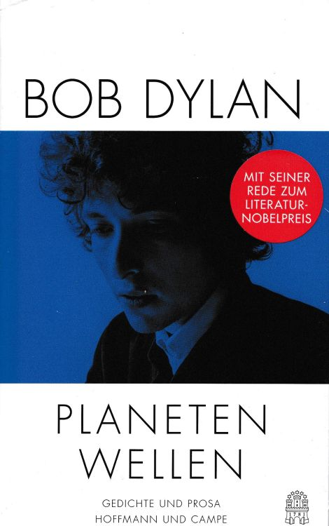 bob dylan planetenwellen book in German