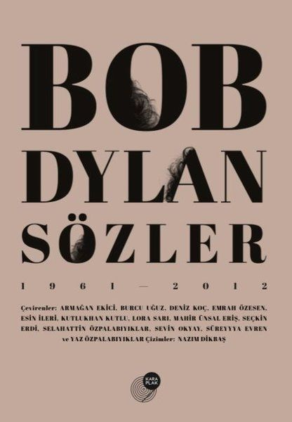bob dylan sözler book in Turkish
