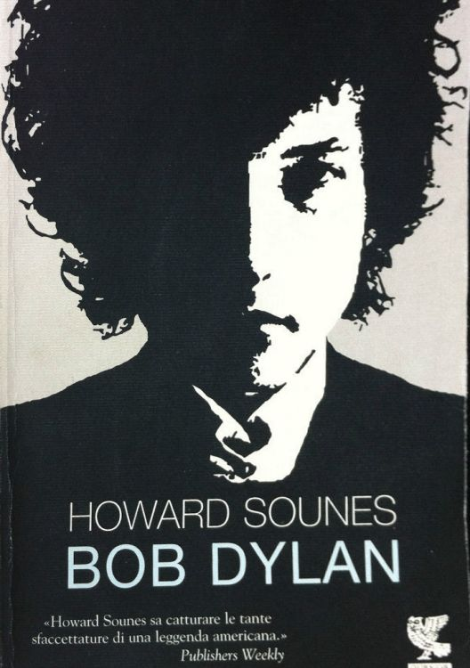 bob dylan howard sounes book in Italian