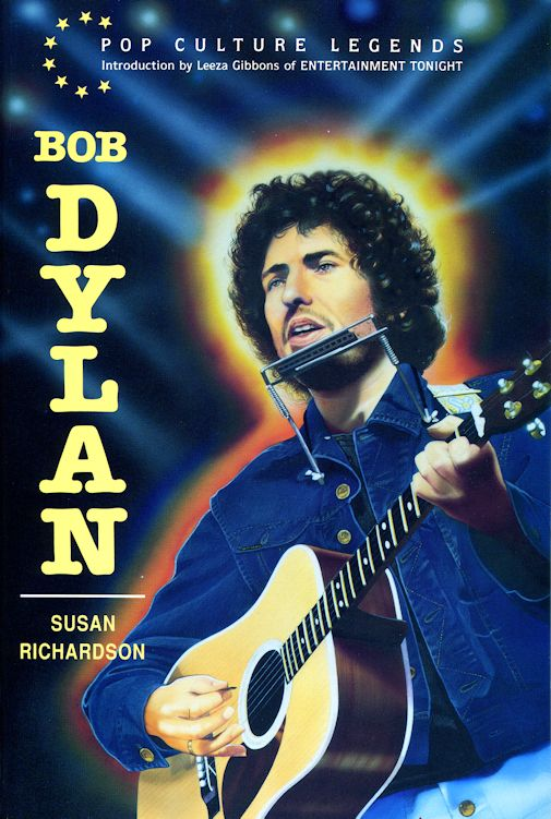 Bob Dylan by suzan richardson book