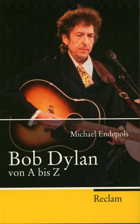 bob dylan von a bis z book in German