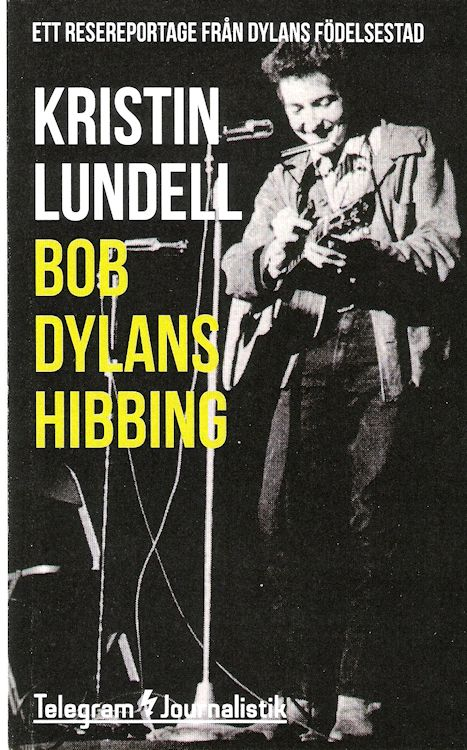 bob Dylan hibbing book in Swedish