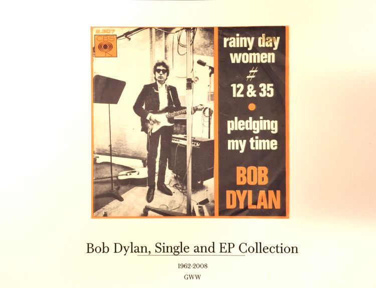 bob dylan single and ep collection 1962-2008