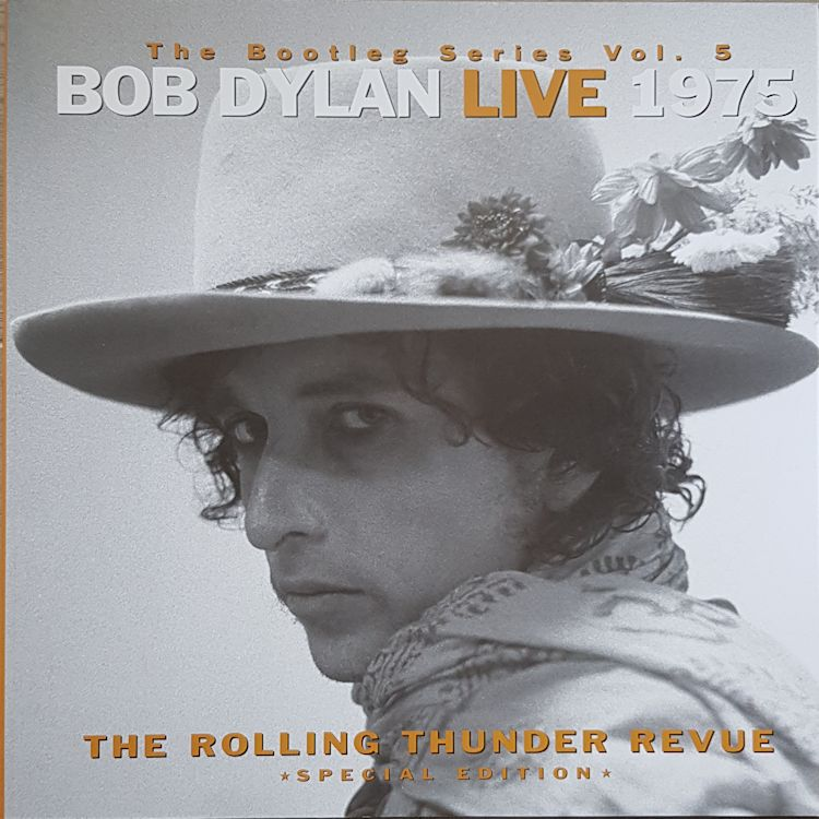 bootleg series volume 5 Bob Dylan booklet