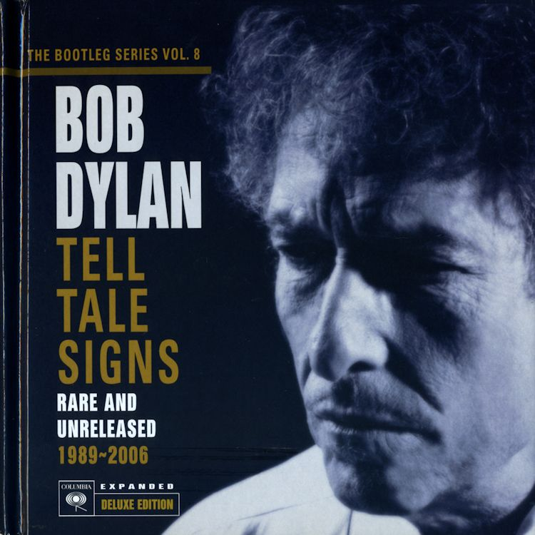 tell tale signs bootleg series volume 8 Bob Dylan book