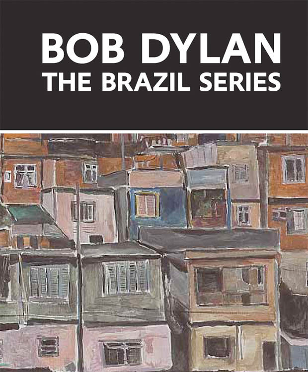 bob dylan the drawn blank series 2010 copenhague danish language book