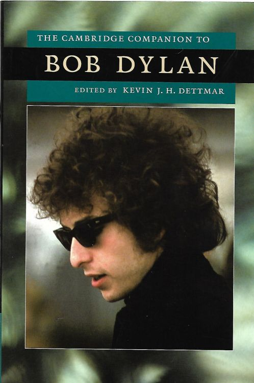 cambridge companion to Bob Dylan paperback book
