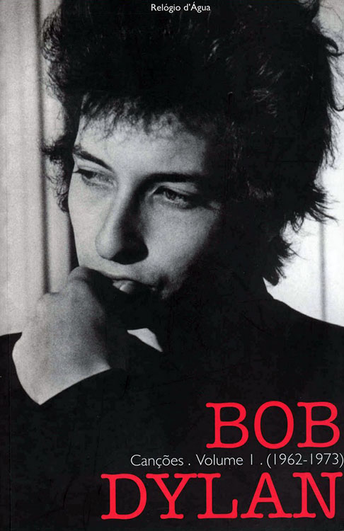 cancoes 1 1962 1973 bob dylan book in Portuguese