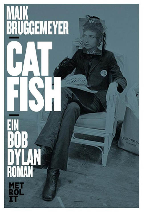 catfish bruggemeyer bob dylan book in German