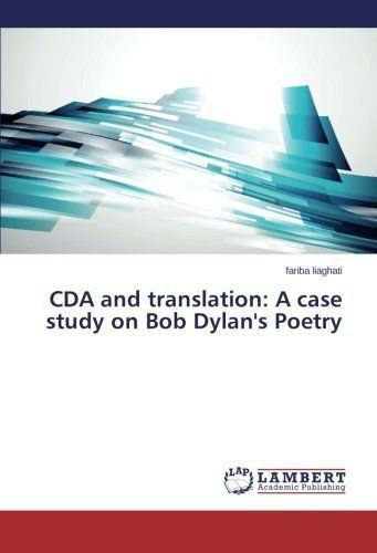 cda and translation fariba liaghati Bob Dylan book