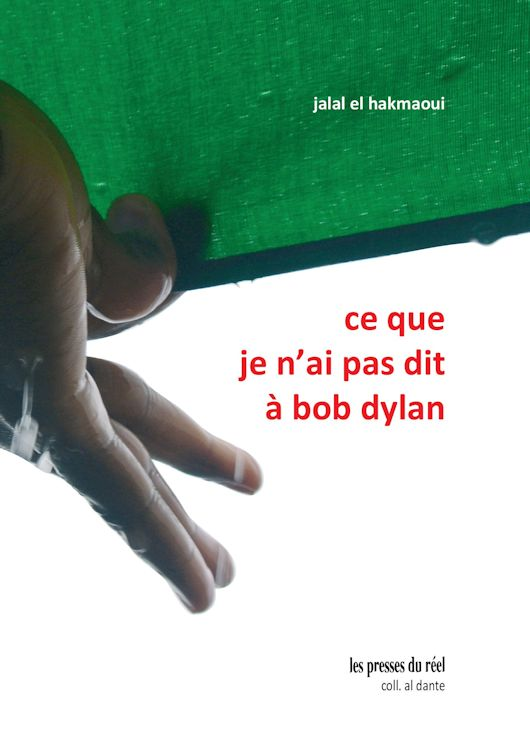 ce que je n'ai pas dit à bob dylan book in French