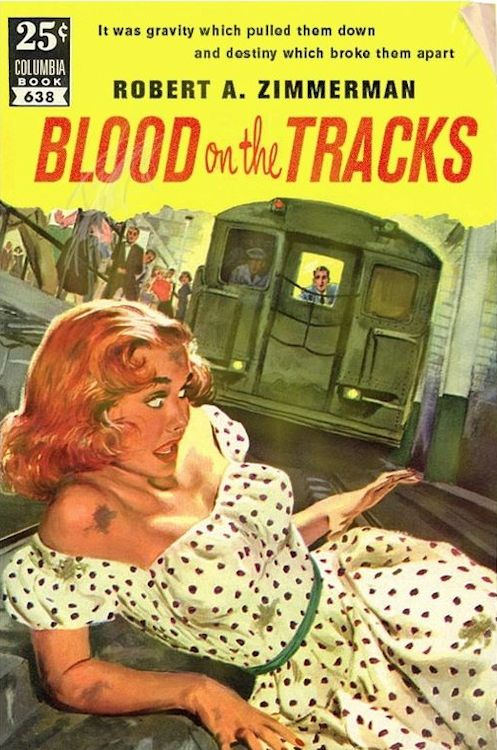 bob dylan christophe gowans blood on the tracks
