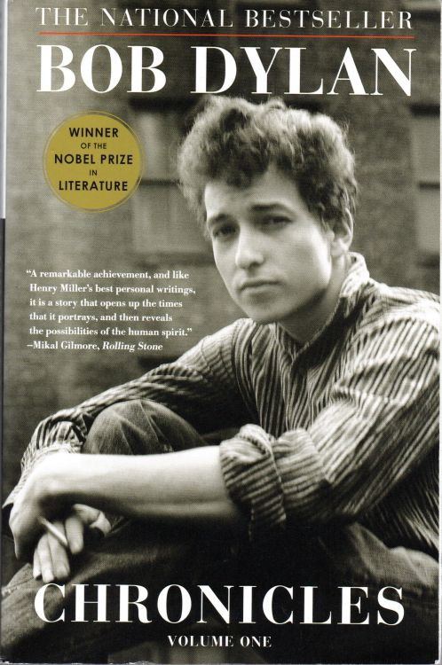 chronicles volume one paperback 2016 Bob Dylan book
