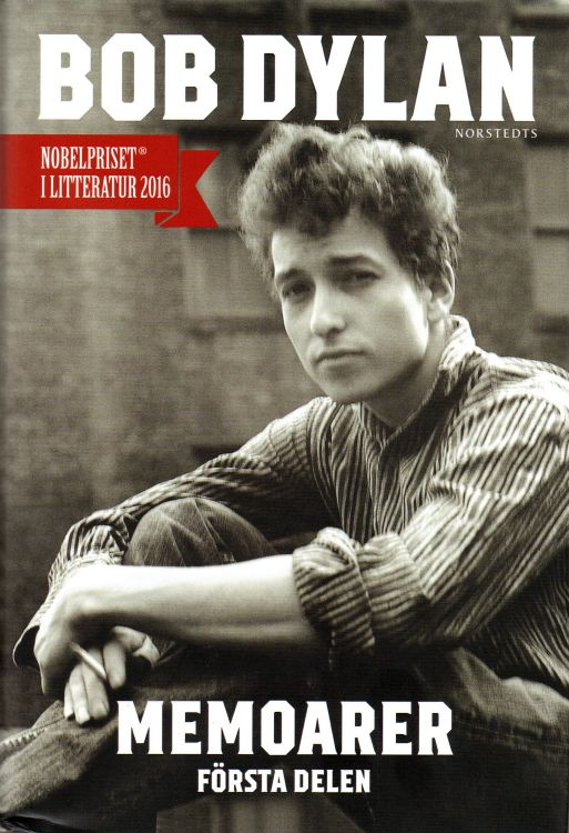 Chronicle 2016 Dylan book in Swedish