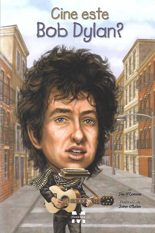 cine este bob Dylan? book in Romanian
