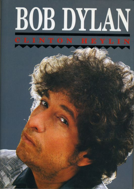 bob Dylan by clinton heylin book in Czech
