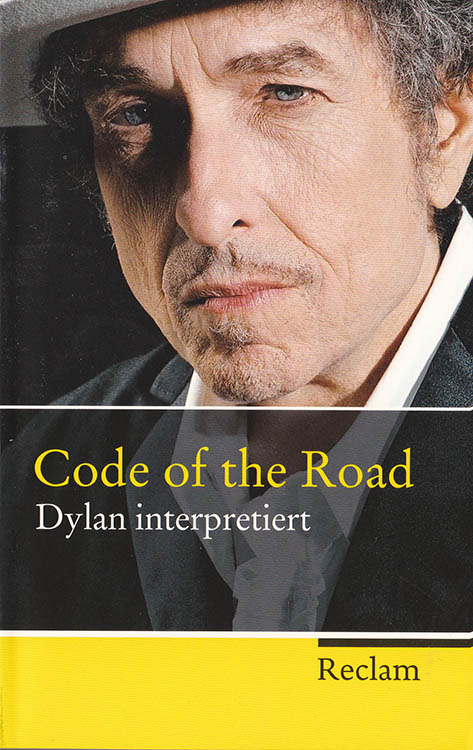 bob dylan code of the road dylan interpretiert  book in German