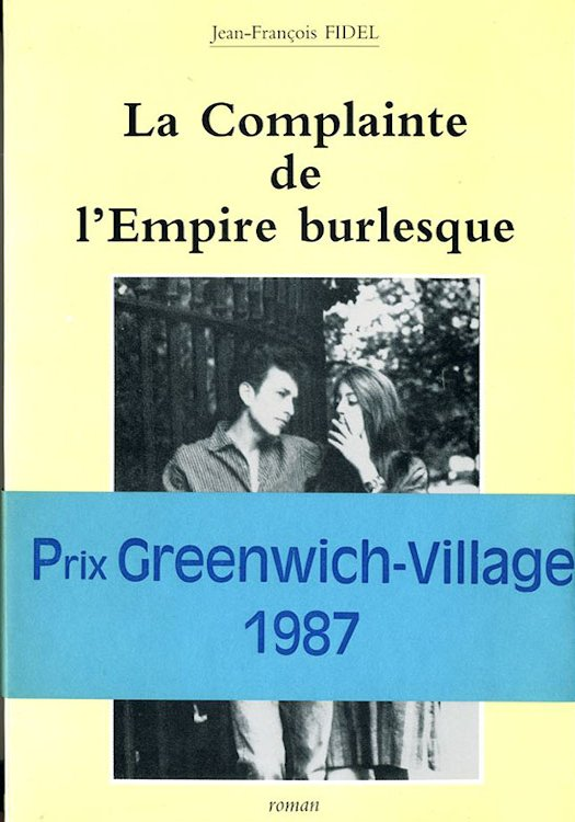 la complainte de l'empire burlesque obi bob dylan book in French