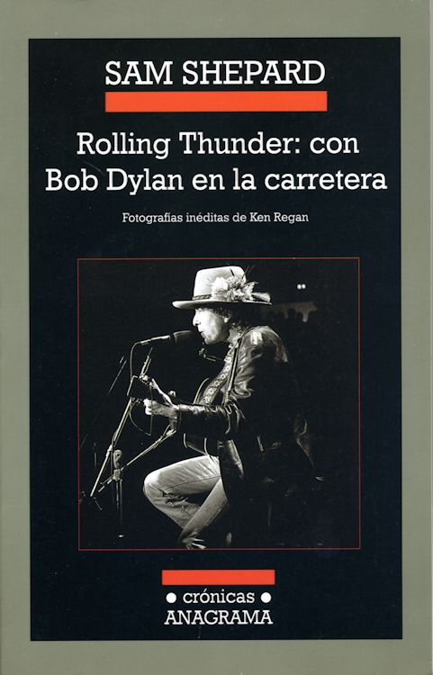 con bob dylan en la carretera sam shepard book in Spanish