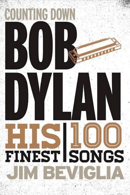 counting down Bob Dylan book paperback
