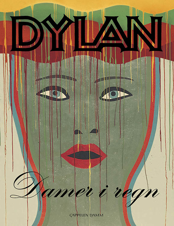 damn i reigh 1977 bob dylan book in Norwegian