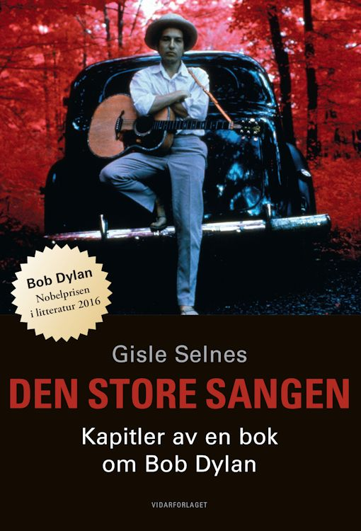 den store sangen bob dylan book in Norwegian