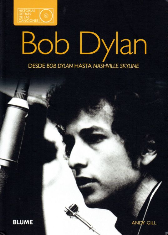 desde bob dylan hasta nashville skyline book in Spanish
