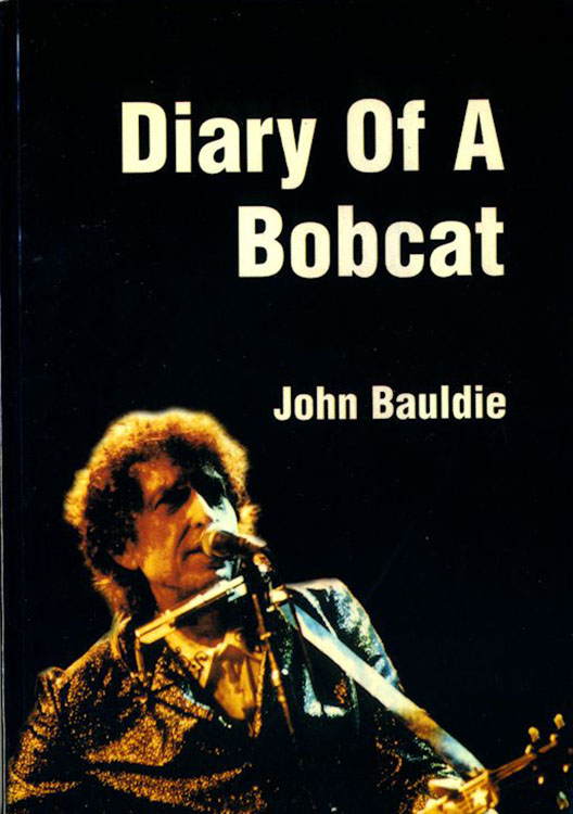 diary of a bob cat Bob Dylan book