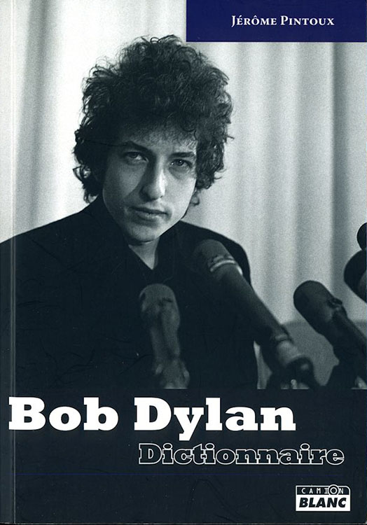 bob dylan dictionnaire book in French