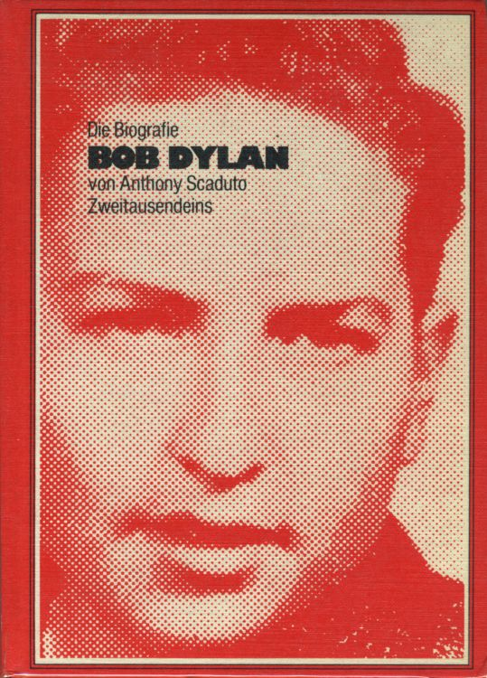die biografie scaduto bob dylan book in German