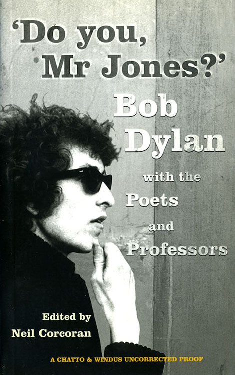 do you mr jones Bob Dylan softcover 2002 book