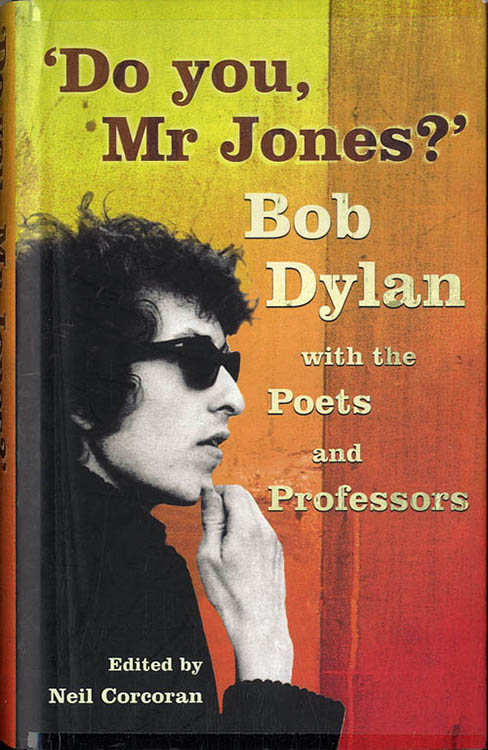 do you mr jones Bob Dylan hardback book