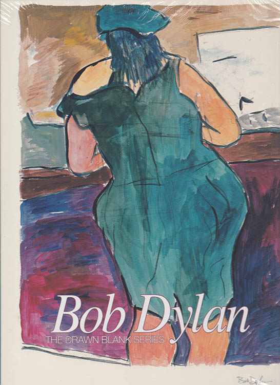 bob dylan the drawn blank series chemnitz museum edition book