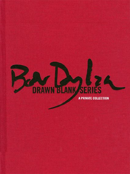 Drawn blank private Bob Dylan book