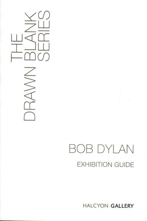 bob dylan the drawn blank series 2008 guide