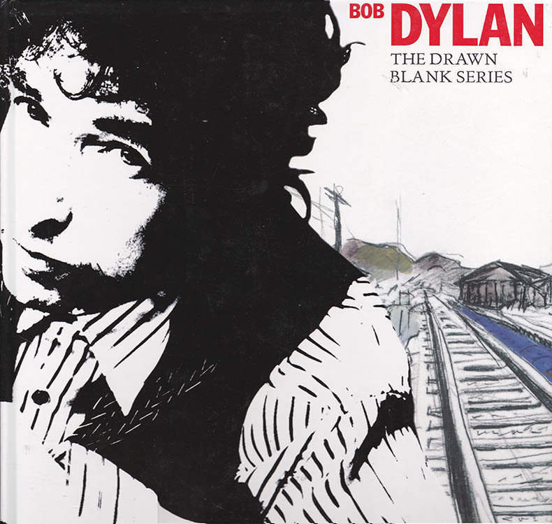 bob dylan the drawn blank series luca beatrice book in Italian