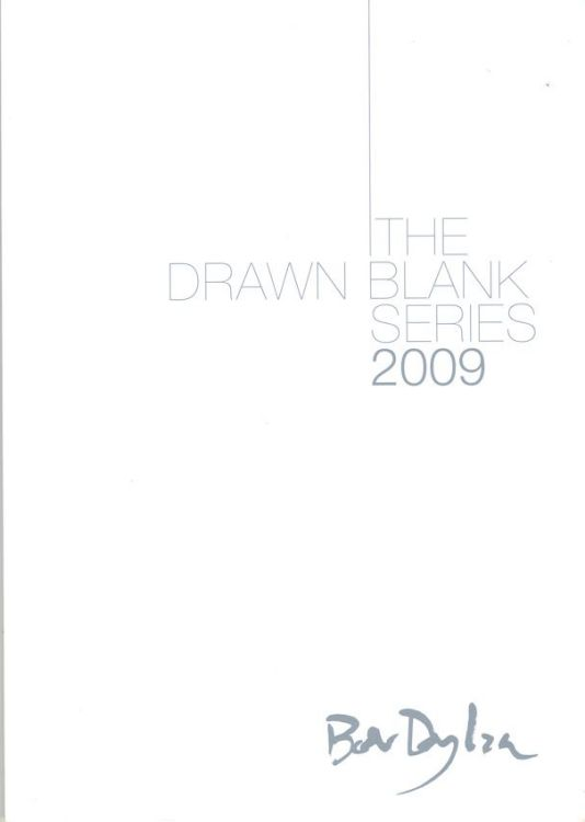 bob dylan the drawn blank series 2009