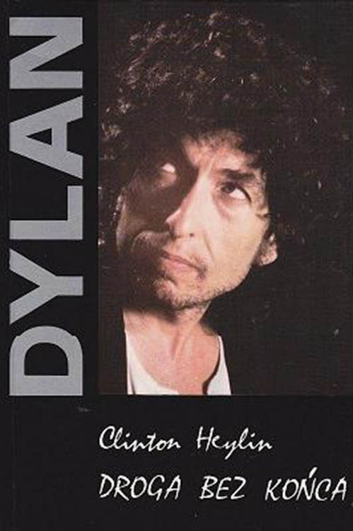 droga bez konca collage bob dylan book in Polish
