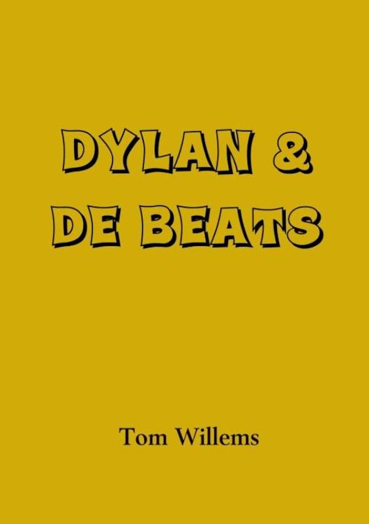 dylan & de beats  book in Dutch