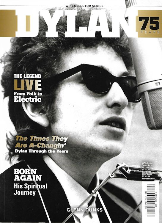 Dylan 75 years book