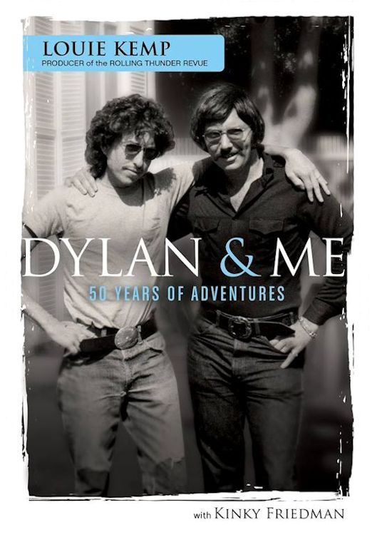 Dylan and me by Louie Kemp