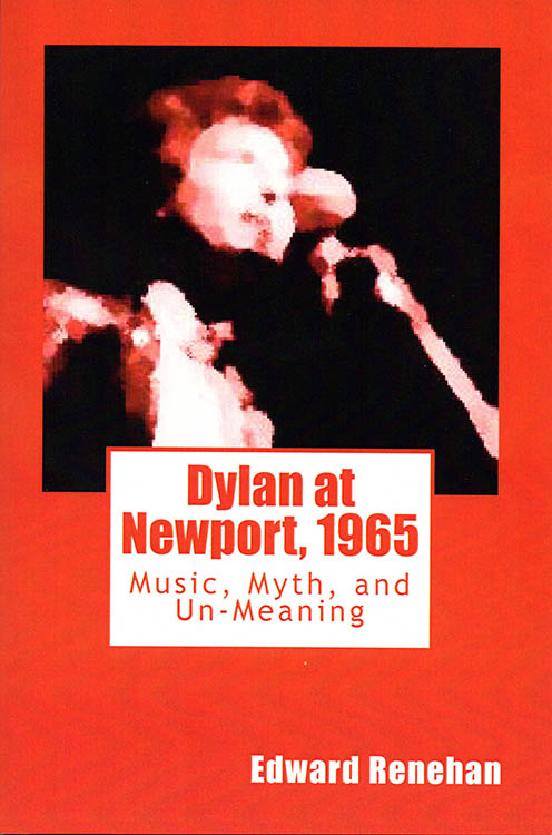 Dylan at newport book
