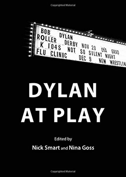 Dylan at play book