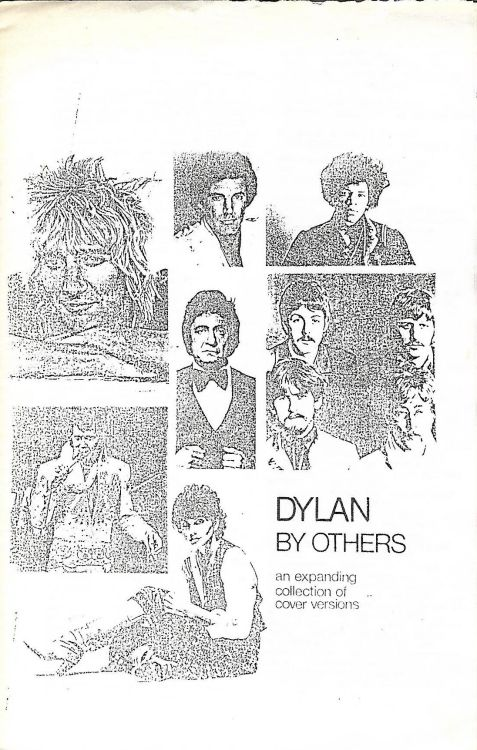 Dylan by others book