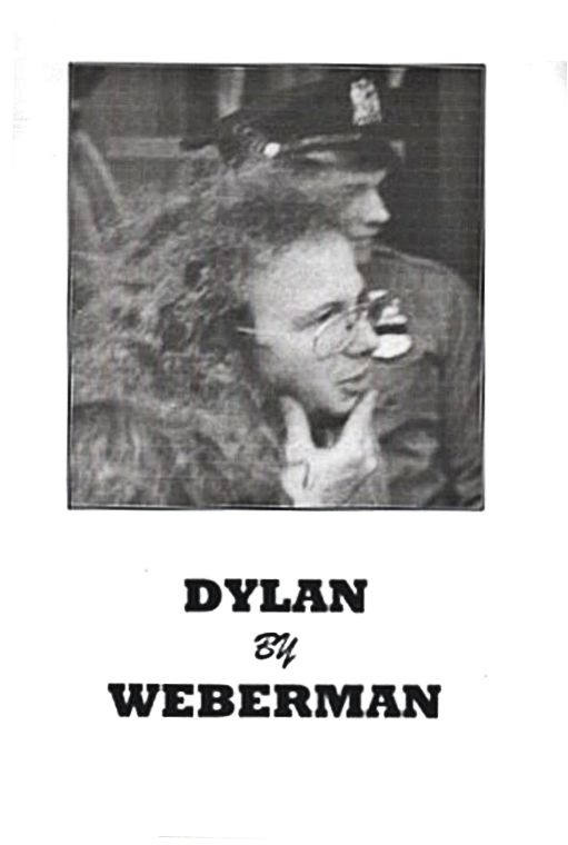 Dylan by weberman book