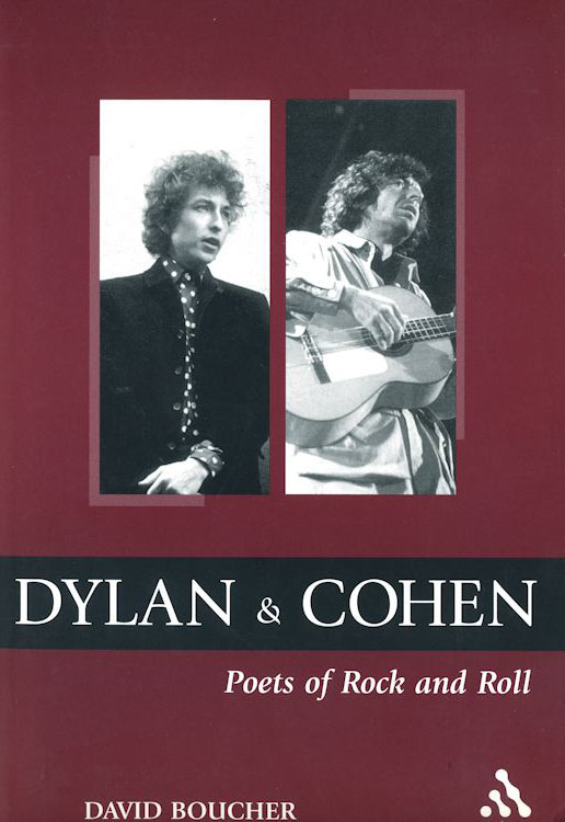 Dylan and cohen book