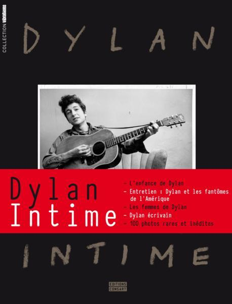 dylan intime book in French with obi